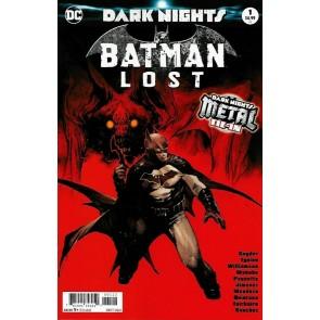 Batman: Lost (2017) #1 VF/NM 2nd Printing Variant