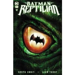 Batman: Reptilian (2021) #1 VF/NM Liam Sharp Cover