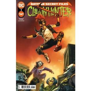 Batman Secret Files: Clownhunter (2021) #1 VF/NM Mico Suayan Cover