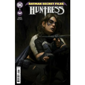 Batman Secret Files: Huntress (2021) #1 VF/NM Irvin Rodriguez Cover