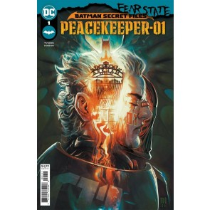 Batman Secret Files: Peacekeeper-01 (2021) #1 VF/NM Rafael Sarmento Cover