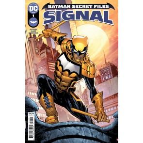 Batman Secret Files: The Signal (2021) #1 VF/NM Ken Lashley Cover