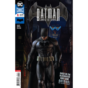 Batman: Sins of the Father (2018) #1 VF/NM Variant Cover