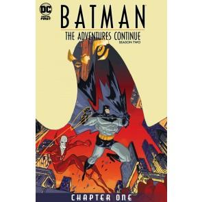 Batman: The Adventures Continue: Season Two (2021) #1 VF/NM