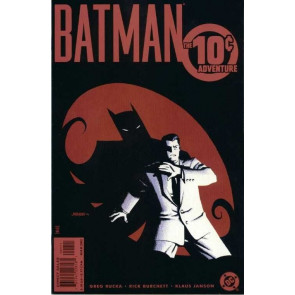 BATMAN: THE 10-CENT ADVENTURE (2002) VF/NM GREG RUCKA ONE-SHOT KLAUS JANSON