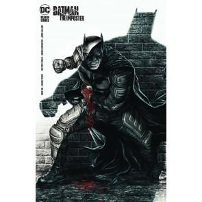 Batman: The Imposter (2021) #1 VF/NM Lee Bermejo Variant Cover Black Label