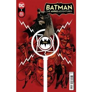Batman: The Audio Adventures Special (2021) #1 VF/NM Dave Johnson Cover