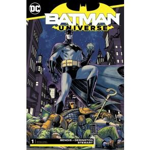 Batman Universe (2019) #1 VF/NM Brian Michael Bendis Nick Derington Art