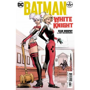 Batman: White Knight (2017) #3 VF/NM Sean Murphy Neo Joker Regular & Variant Lot
