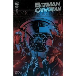 Batman/Catwoman (2021) #7 of 12 VF/NM Travis Charest Variant Cover