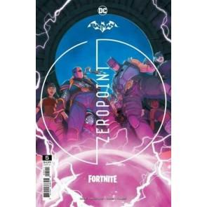 Batman/Fortnite (2021) #5 Mikel Janin Cover Sealed Harley Quinn's Revenge Code