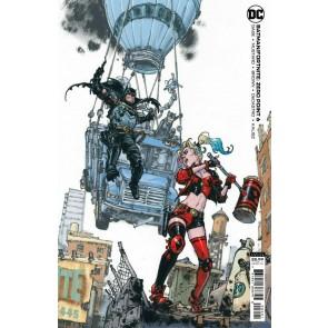 Batman/Fortnite (2021) #6 Kim Jung Gi Variant Cover Sealed Batarang Axe Code