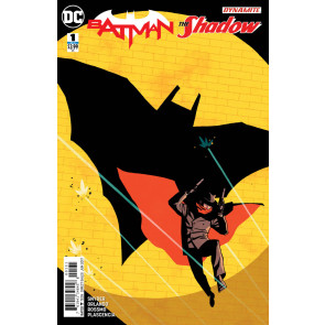 Batman/Shadow (2017) #1 of 6 VF/NM Cliff Chiang Variant Cover DC Dyanamite