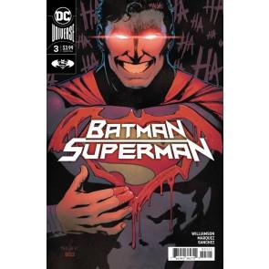 Batman/Superman (2019) #3 VF/NM David Marquez Cover