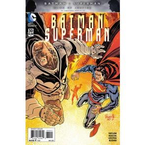 Batman/Superman (2013) #30 VF/NM Yanick Paquette Cover