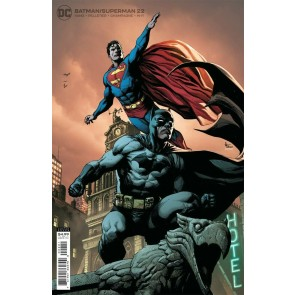 Batman/Superman (2019) #22 VF/NM Gary Frank Variant Cover