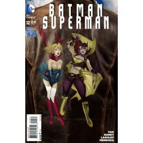 Batman/Superman (2013) #12 VF/NM-NM Bombshells Variant Cover The New 52!