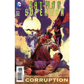 BATMAN/SUPERMAN (2013) #26 VF/NM