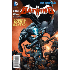 BATWING (2011) #16 VF+ -VF/NM THE NEW 52!