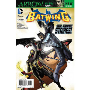 BATWING (2011) #17 VF- THE NEW 52!
