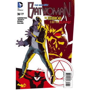BATWOMAN #36 VF/NM THE NEW 52!