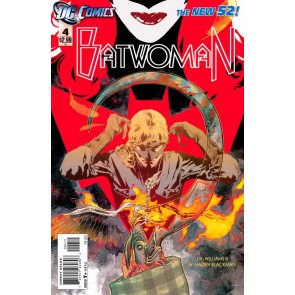 BATWOMAN #4 FN/VF - VF- THE NEW 52!
