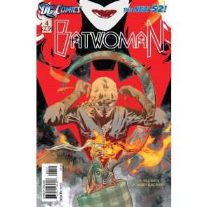 BATWOMAN #4 VF/NM THE NEW 52!