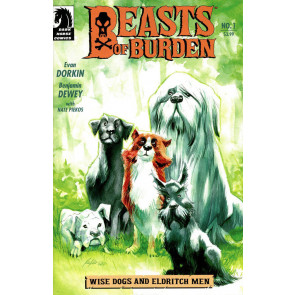 Beasts of Burden: Wise Dogs and Eldritch Men (2018) #1 VF/NM Dark Horse Comics