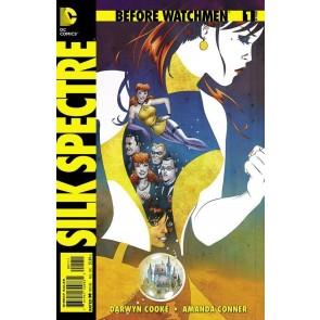 BEFORE WATCHMEN: SILK SPECTRE #1 OF 4 NM DC COMICS DARWYN COOKE AMANDA CONNER