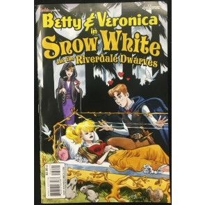 Betty and Veronica #266 VF+ Dan Parent cover & Jill Thompson variant Snow White