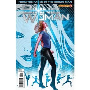 BIONIC WOMAN #1 NM RENAUD COVER DYNAMITE ENTERTAINMENT
