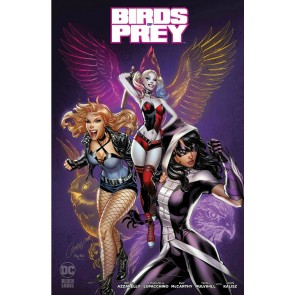 Birds of Prey (2020) #1 VF/NM J. Scott Campbell Cover
