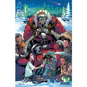Birthright (2014) #34 VF/NM Hero Initiative Exclusive Variant Cover Image Comics