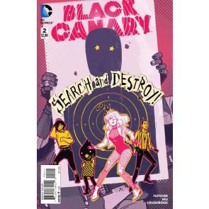 BLACK CANARY (2015) #2 VF/NM
