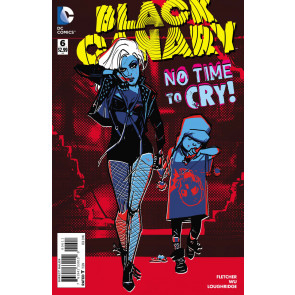 BLACK CANARY (2015) #6 VF/NM