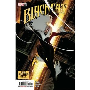 Black Cat (2021) #5 VF/NM Pepe Larraz Cover