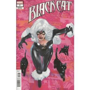 Black Cat (2021) #7 VF/NM Sinister Villains of Spider-Man & Pride Variant Cover