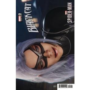 Black Cat (2019) #1 VF/NM-NM Game Variant Cover