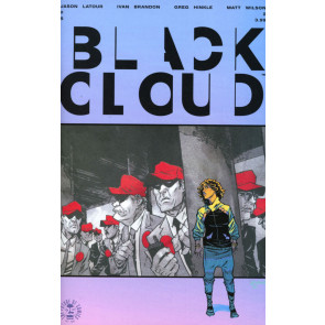 Black Cloud (2017) #2 VF/NM Image Comics