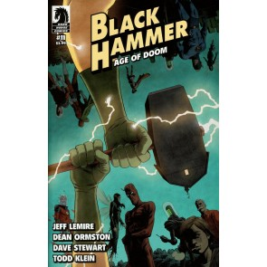 Black Hammer: Age of Doom (2018) #11 VF/NM Paolo Rivera Cover Dark Horse Comics