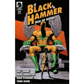 Black Hammer: Age of Doom (2018) #11 VF/NM Dean Ormston Cover Dark Horse Comics