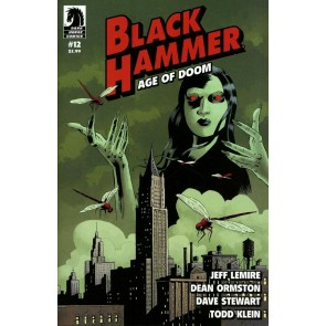 Black Hammer: Age of Doom (2018) #12 VF/NM Dean Ormston Cover Dark Horse Comics