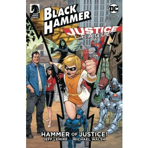 Black Hammer Justice League (2019) #1 NM (9.4) Yanick Paquette cover C