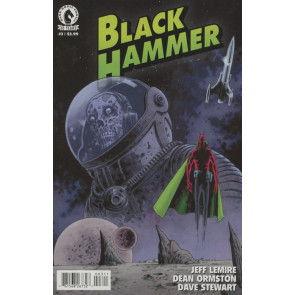 Black Hanmmer (2016) #2 variant cover & #3 VF/NM (9.0) 1st print Jeff Lemire