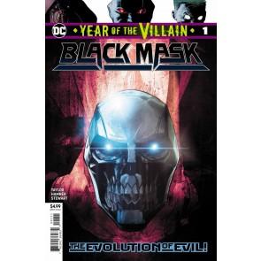 Black Mask: Year of the Villain (2019) #1 VF/NM