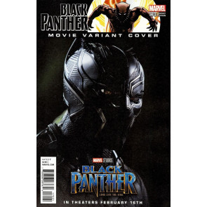 Black Panther (2016) #170 VF/NM 1:10 Movie Variant Cover