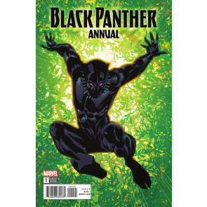 Black Panther (2016) #'s 166 167 169 170 171 172  & Annual #1 VF/NM Set