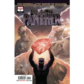 Black Panther (2018) #7 (#179) VF/NM Rivera Cover