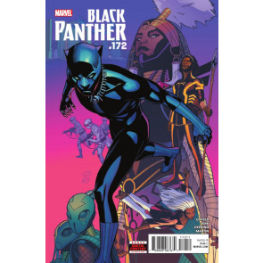 Black Panther (2016) #172 VF/NM