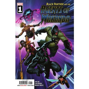 Black Panther and the Agents of Wakanda (2019) #1 VF/NM